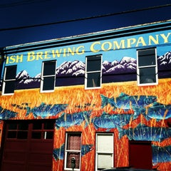 Photo taken at Fish Tale Brew Pub by Noah K. on 7/8/2013