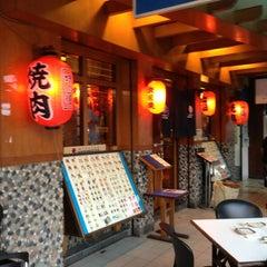 Photo taken at Kin San Kichi Japanese Restaurant by TK on 7/22/2013