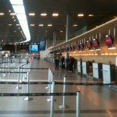 Photo taken at Aeropuerto Internacional El Dorado (BOG) by Juan David C. on 6/8/2013