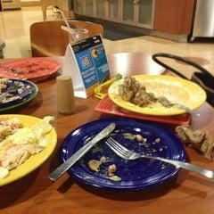 Photo taken at Shafer Court Dining Center by Jevin K. on 1/31/2013