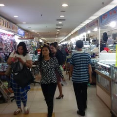 Photo taken at Pusat Grosir Senen Jaya by Gustino B. on 3/30/2015
