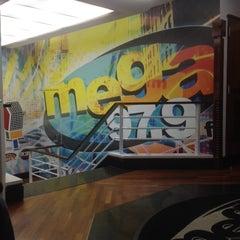 Photo taken at La Mega sbs radio by Kvan S. on 8/5/2014