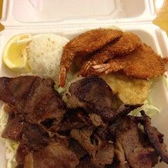 Photo taken at L&L Hawaiian BBQ by Maryann L. on 10/4/2013