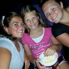 Photo taken at Cinemark Movies 8 by Renee J. on 7/10/2013