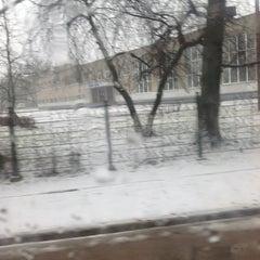 Photo taken at Школа №7 by Kalinichenkova on 2/3/2013