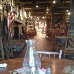 Photo taken at Cracker Barrel Old Country Store by Brandi B. on 2/15/2013