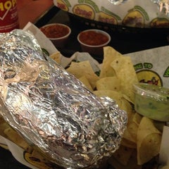 Photo taken at Moe's Southwest Grill by David D. on 3/7/2014