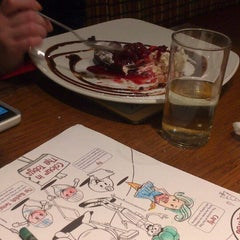Photo taken at Toby Carvery by Gabriella A. on 3/2/2014