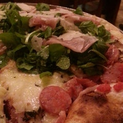 Photo taken at Ritto Pizza Bar by Henry M. on 12/30/2012