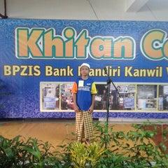 Photo taken at Mandiri by tiar on 6/22/2014