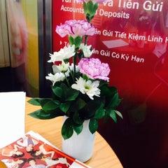 Photo taken at HSBC E-town by Lan D. on 4/22/2014