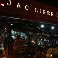Photo taken at JAC Liner Inc. (Pasay Terminal) by Dan Edward Y. on 2/22/2013