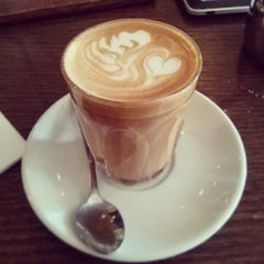 Photo taken at GB Espresso by e_ting on 9/3/2013