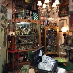 Photo taken at Star Antiques Market by RACHEL P. on 1/31/2014