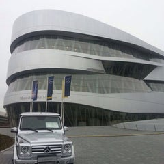 Photo taken at Daimler Konzernzentrale by Антон К. on 1/5/2014