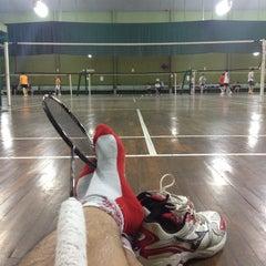 Photo taken at Pola Bugar Sports Club by Yusak Y. on 6/23/2013
