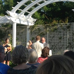 Photo taken at Chesapeake Bay Beach Club by Lauren R. on 6/29/2013