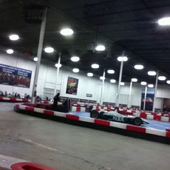 Photo taken at K1 Speed by Joe K. on 12/26/2012