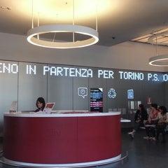 Photo taken at Casa Italo Firenze Santa Maria Novella by Stefano P. on 5/2/2014