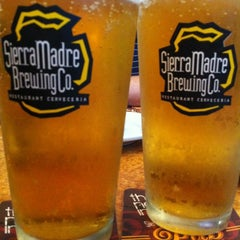 Photo taken at Sierra Madre Brewing Co. Pub by Monny R. on 7/6/2013