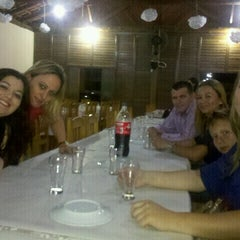 Photo taken at Churrascaria Varandão by Janaina D. on 12/22/2012
