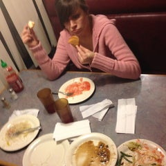 Photo taken at New China Buffet by Sam M. on 12/17/2012