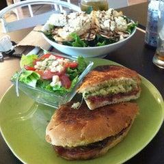 Photo taken at Natureza Deli Café by CARLOS G. on 12/26/2012