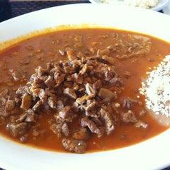 Photo taken at Los Alcatraces Restaurante by CARLOS G. on 11/10/2012