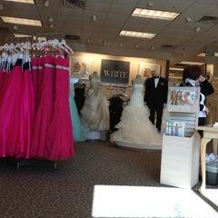 Photo taken at David's Bridal by Wil L. on 12/21/2012