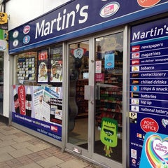 Photo taken at Martins Newsagent by Daniel C. on 10/11/2013