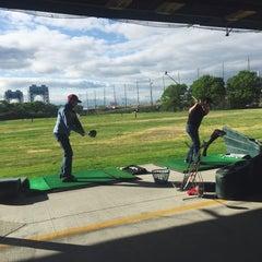Photo taken at Randalls Island Golf Center by Сусик on 5/13/2015