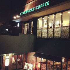 Photo taken at Starbucks Coffee 大阪ガーデンシティ店 by Yutaro T. on 4/5/2013