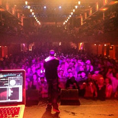 Photo taken at Club Soda by Steven M. on 3/30/2013