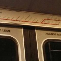 Photo taken at MBTA Red Line by A.P. Blake on 1/28/2013