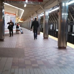 Photo taken at MBTA Downtown Crossing Station by A.P. Blake on 1/31/2013