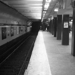 Photo taken at MBTA Government Center Station by A.P. Blake on 2/6/2013