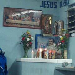 Photo taken at Mariscos El Paisa by Cindy S. on 1/8/2013