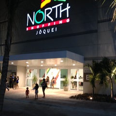 Photo taken at North Shopping Jóquei by Rogerio A. on 11/3/2013