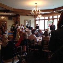 Photo taken at Bedford Village Inn by Judi W. on 5/15/2014