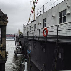 Photo taken at HMS President (1918) by Andy M. on 5/20/2013