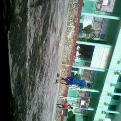 Photo taken at SMP Negeri 8 Bogor by Witri Kania R. on 12/19/2012