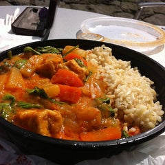 Photo taken at Thai Curry Simple by Uthara S. on 5/2/2014
