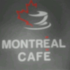 Photo taken at Montreal Cafe by Elyes C. on 2/5/2013