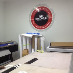 Photo taken at Lithographic Printers by Camille A. on 10/24/2014
