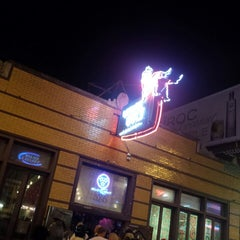 Photo taken at Coyote Ugly Saloon by Brandon C. on 5/17/2014