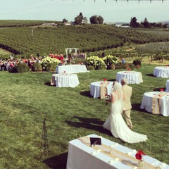 Photo taken at Fontaine Estate Winery by Adam G. on 8/2/2015
