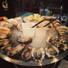 Photo taken at GT Fish and Oyster by Heather M. on 2/10/2013