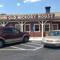 Photo taken at Old Hickory House by ed p. on 5/7/2015