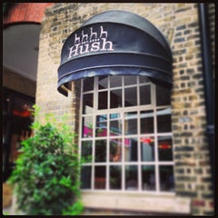 Photo taken at Hush by Raph C. on 6/18/2013