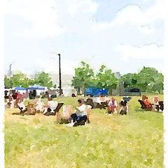 Photo taken at Holtzman Alumni Center by Frank M. on 6/7/2014